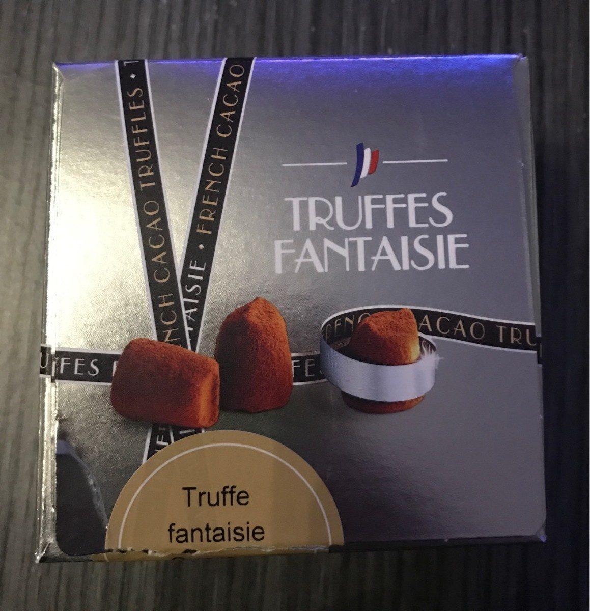 Truffes fantaisie sucre pétillant - Produit