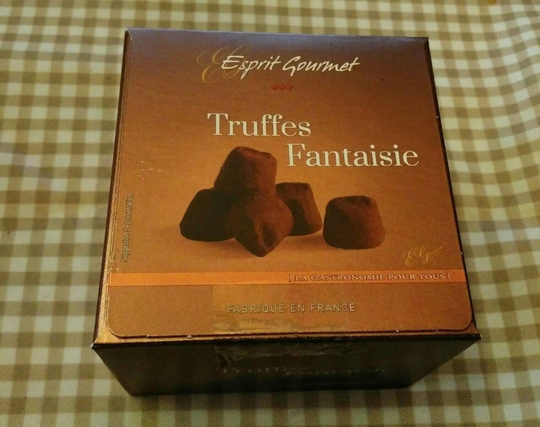 Truffes fantaisie - Product