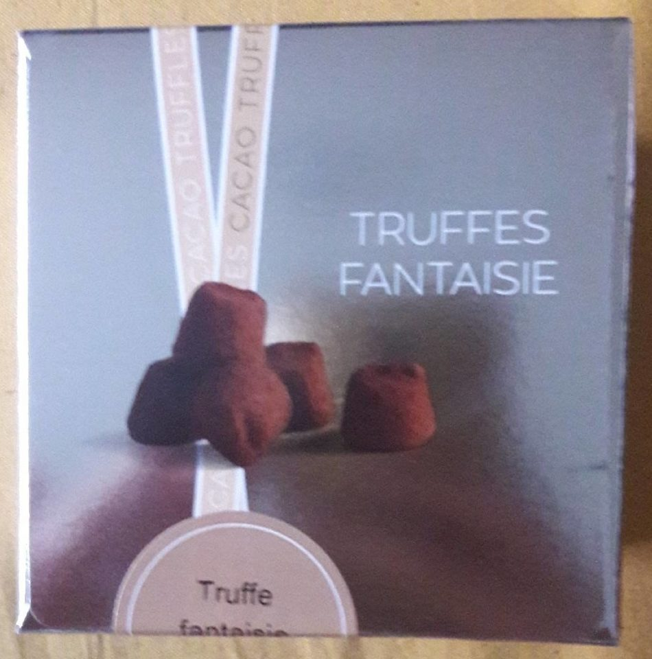 Truffes Fantaisie tarte citron - Product