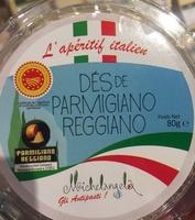 dés de parmigiano reggiano - Product