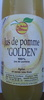 "Jus de pomme ""Golden"" - Product"