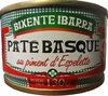 Paté Basque - Prodotto