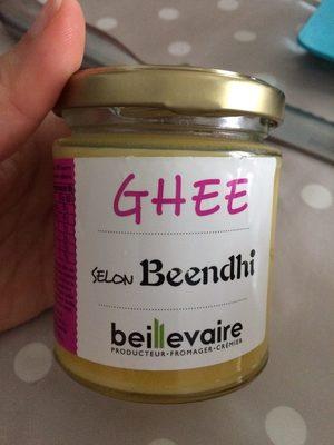 Ghee - Produit