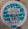 Riz au lait au Caramel Salé à la Fleur de Sel - Produto
