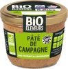 PATE DE CAMPAGNE BIO BONJOUR CAMPAGNE - Product