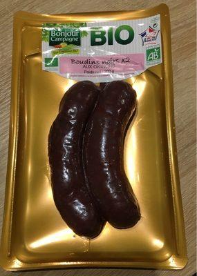 Boudins noirs aux oignons - Produkt - fr