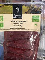 Viande de bœuf séchée - Produit