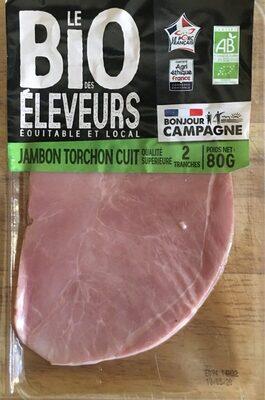 Jambon cuit au torchon - Prodotto - fr
