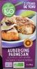 Steaks de Tofu à l'Aubergine et au Parmesan Bio - Product