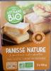 Panisse Nature Bio - Produit