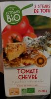 Steak de Tofu Tomate et Chèvre Bio - Produit