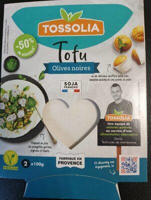 Tofu Olives Noires - Produit - fr