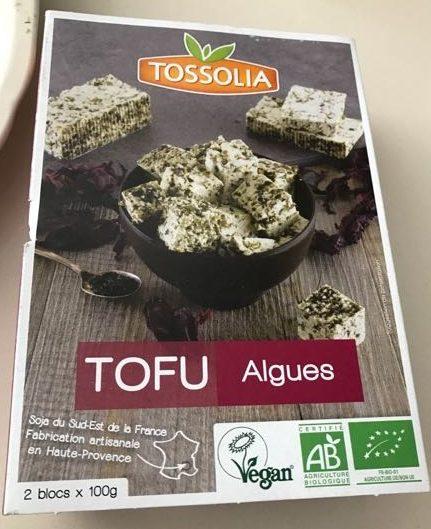 200G Tofu Algues - Produit - fr