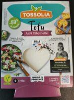 Tofu Ail & Ciboulette - Produit - fr