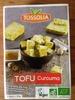 Tofu curcuma - Product