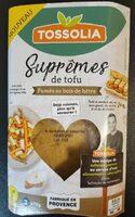 Suprêmes de tofu Fumés au bois de hêtre - Produit - fr