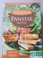 2X125G Panisse Nature - Produit