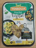 Haché Végétal Curry & Coco - Product - fr