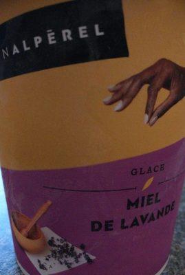 Glace Alpérel miel lavande - Product
