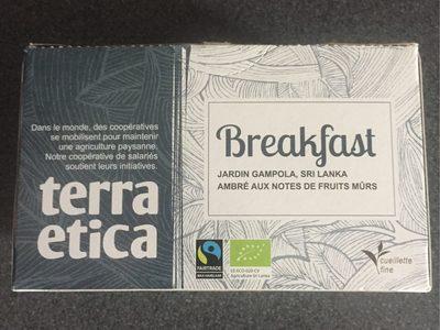 Thé Noir Breakfast 20 x - Product