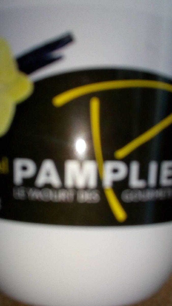 Yaourt à la vanille - Produit - fr