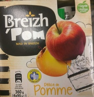 Délice de Pomme - Prodotto - fr