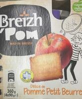 Délice de Pomme Petit beurre - Produit