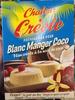 Préparation pour Blanc Manger Coco - Produit