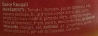 Sauce Rougail - Ingrediënten