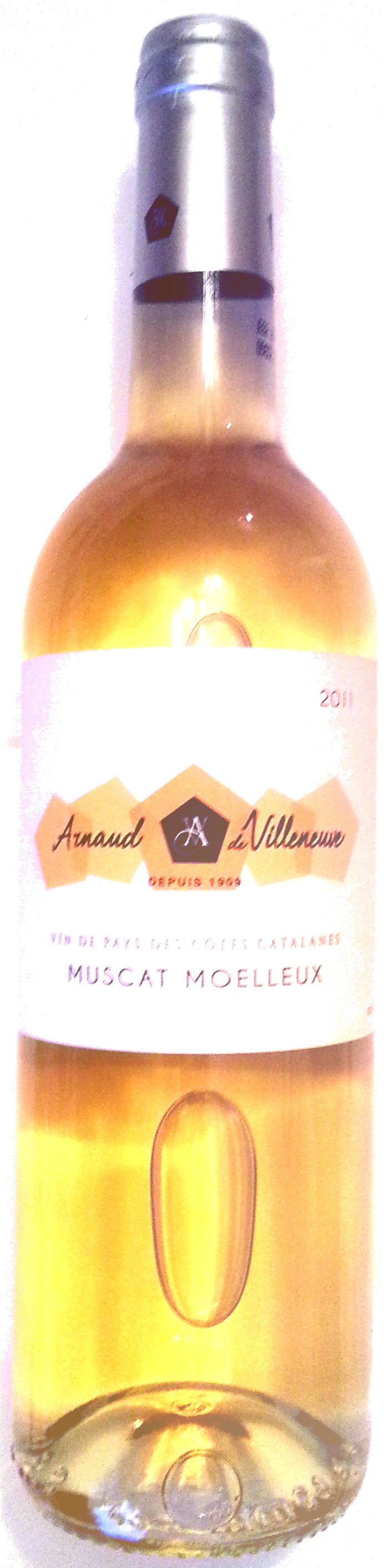 Muscat moelleux 2011 - Product