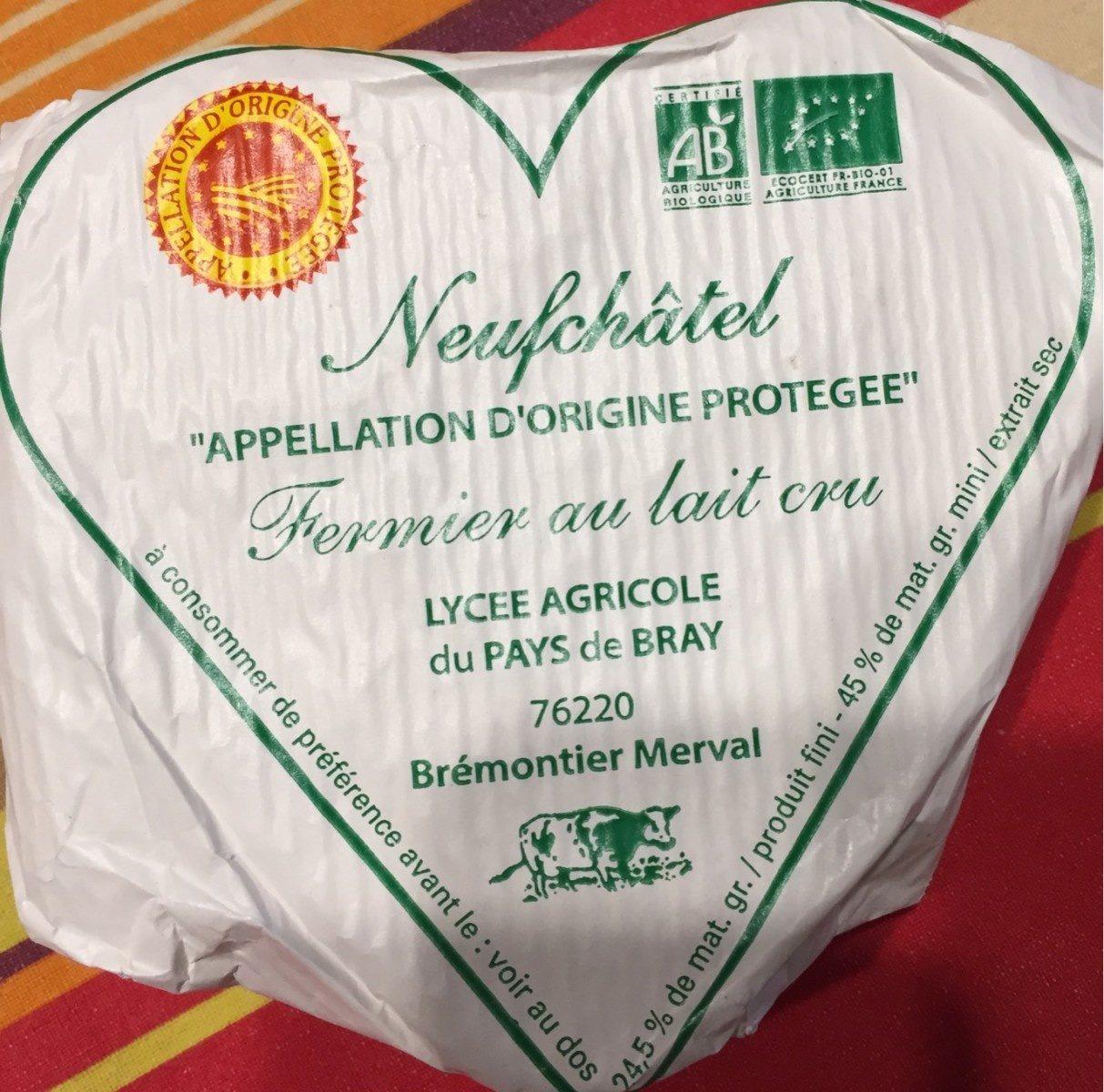 Neufchatel - Product