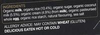 Divine Rice Coconut - Ingredients - en