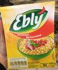 Ebly - Produit