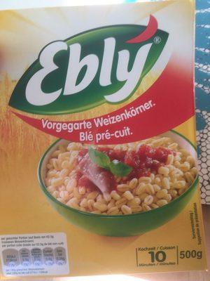 Ebly - Produit - fr