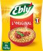Blé cuisson 10 min Ebly 4 x 125 g - Produit