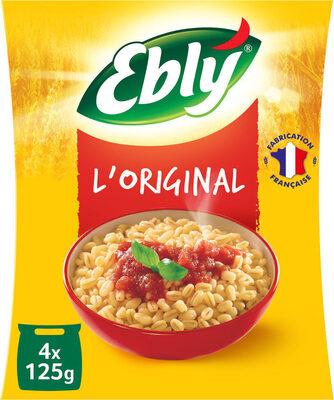 Blé cuisson 10 min Ebly 4 x 125 g - Product - fr