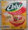Ebly sachet cuisson - Product