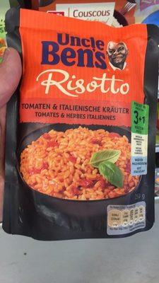 Risotto, tomates & herbes italiennes - Produkt