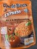 Express Riz à la méditerranéenne - Product