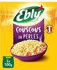 Couscous en perles Ebly 10 min 3 x 100 g - Prodotto