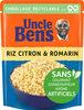 Riz citron et romarin Uncle Ben's 250 g - Produit