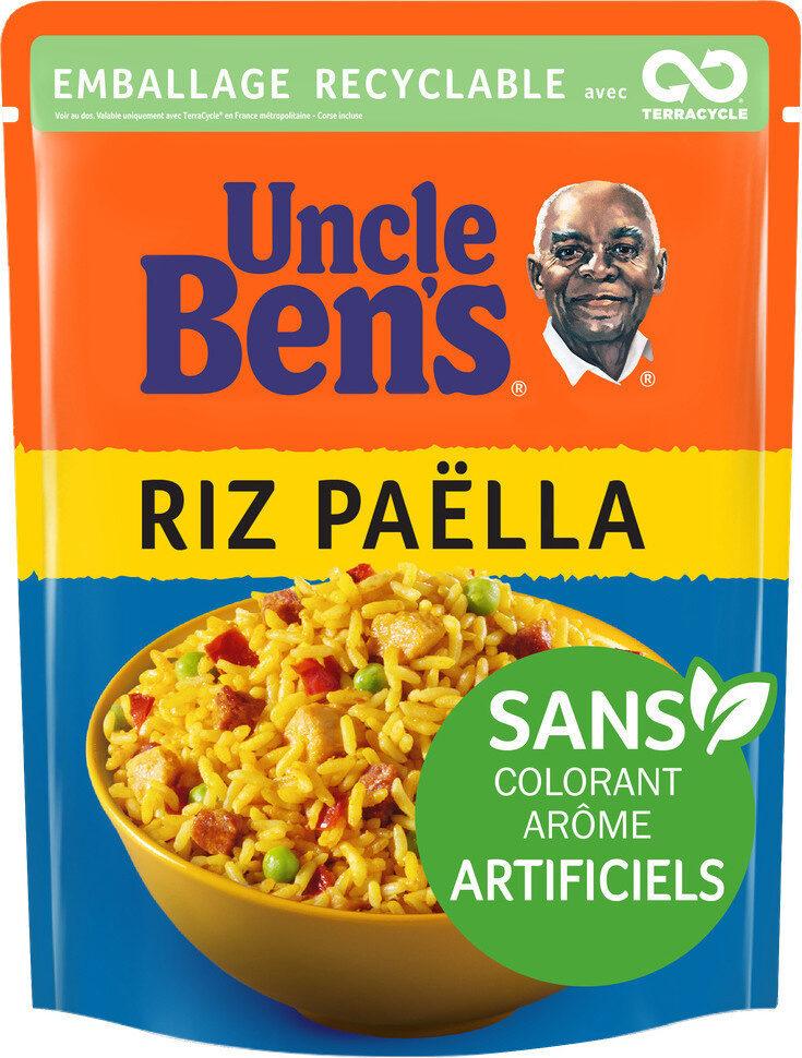 Riz façon paëlla Uncle Ben's 250 g - Produit - fr