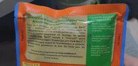 Riz façon paëlla Uncle Ben's 250 g - Instruction de recyclage et/ou informations d'emballage - fr