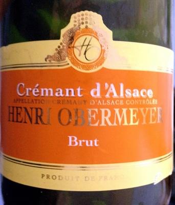 Crémant d'Alsace Brut - Prodotto - fr