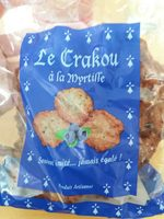 Le Crakou à la myrtille - Product