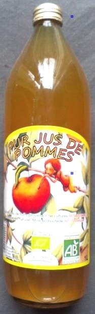Pur Jus de Pommes - Produit