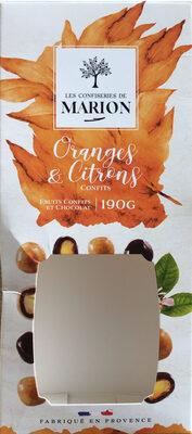 Oranges & Citrons - Product