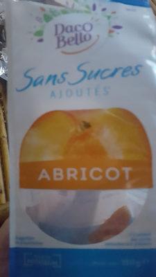 abricot sec - Product