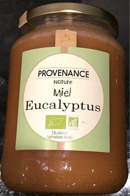Miel Eucalyptus - Product