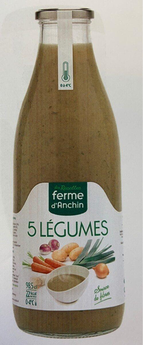Soupe 5 légumes - Product